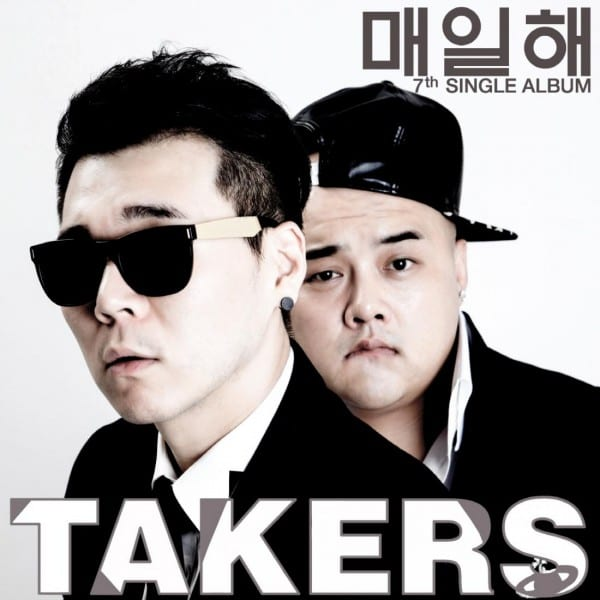 TAKERS - 매일해 (Feat. Molly.D) cover