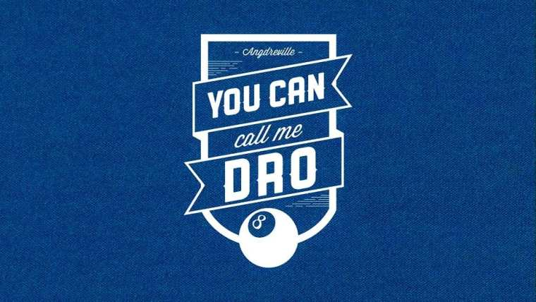 8DRO - Call Me Dro