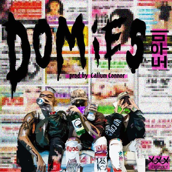 Dumbfoundead - Domies (도우미) (Feat. Keith Ape & Okasian) cover
