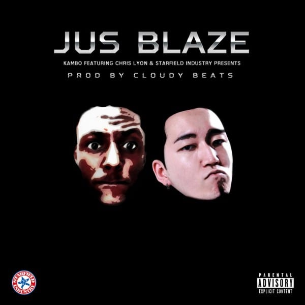 Kambo - Juz Blaze (Feat. Chris Lyon) cover