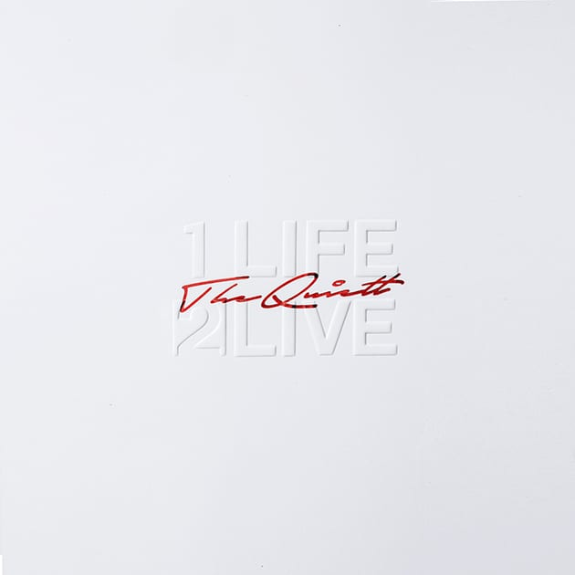 The Quiett - 1 Life 2 Live (cover)