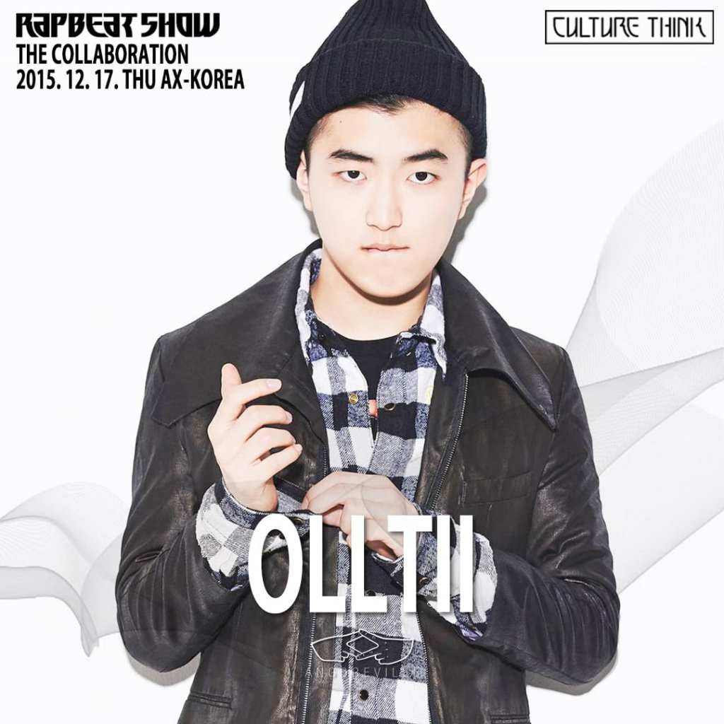 Olltii for Rapbeat Show The Collaboration
