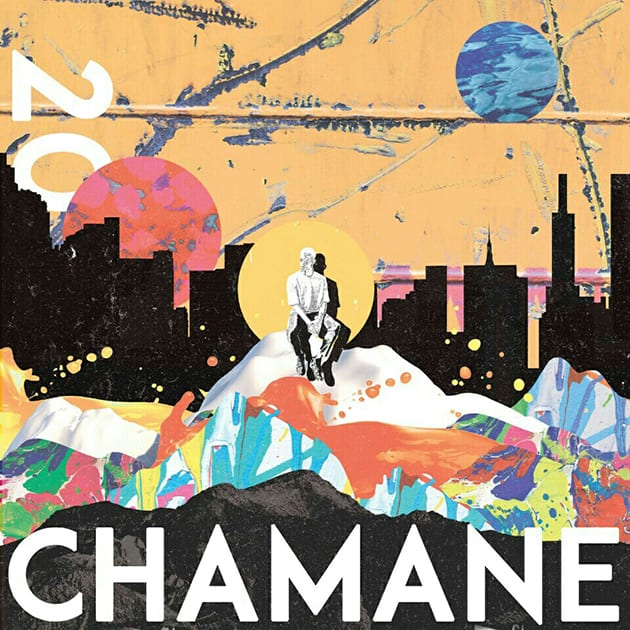 Chamane - 20 (cover)