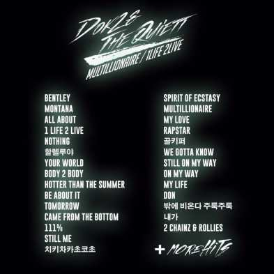 dodeok setlist