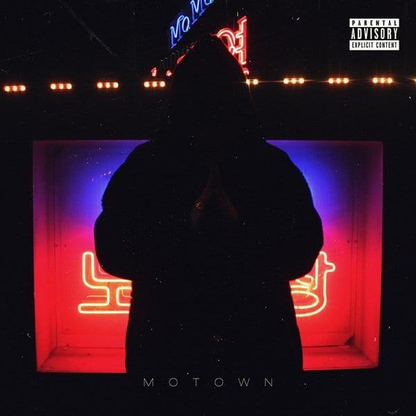 Changmo - M O T O W N mixtape cover