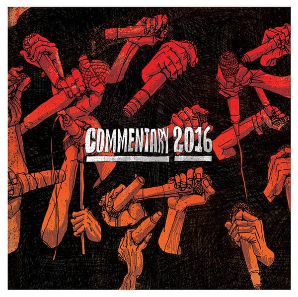 Commentary 2016 album cover