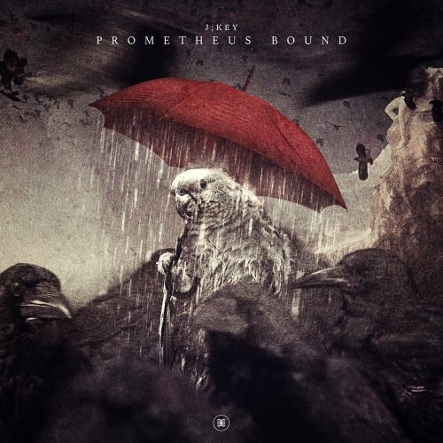 J;KEY - Prometheus Bound EP (cover)