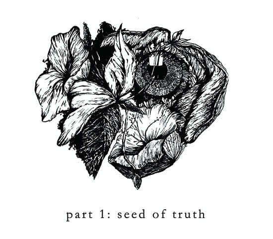 K.Shin - part 1: seed of truth EP (cover)
