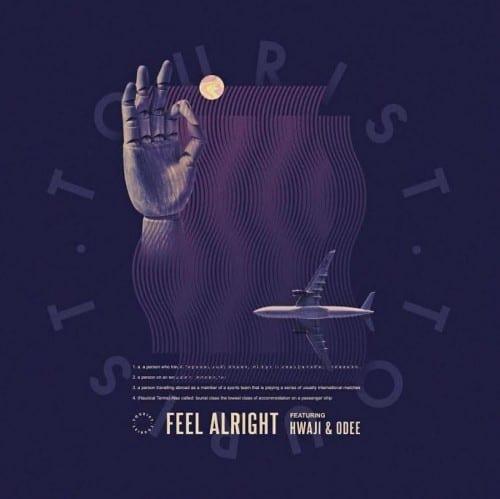TK - Feel Alright (Feat. Hwaji & ODEE) cover