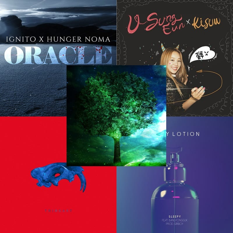 Covers of latest singles