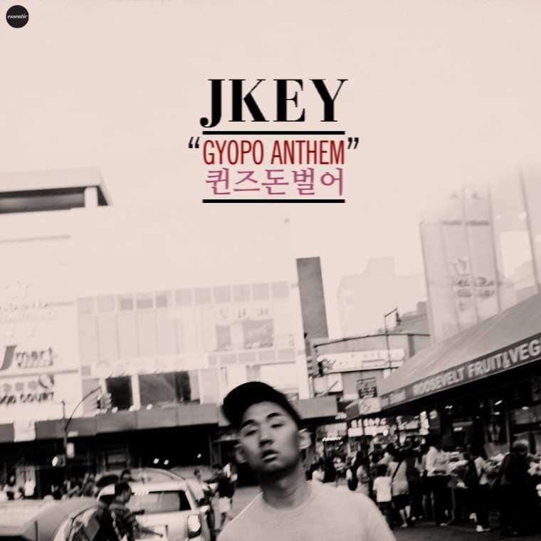 JKEY Jaeki Cho Gyopo Anthem