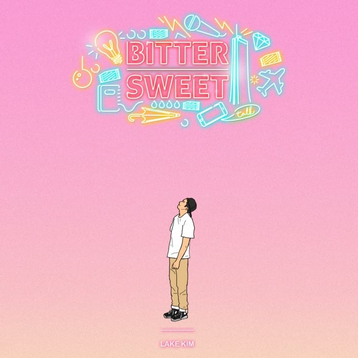 Lake Kim - BITTERSWEET (mixtape cover)