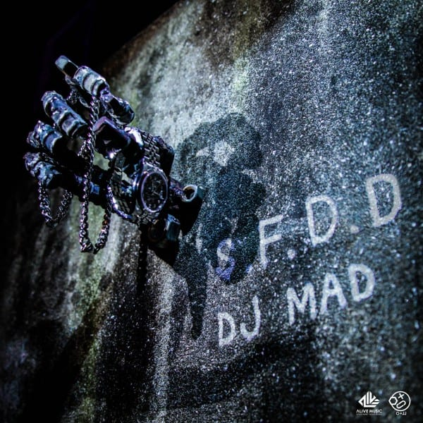 DJ MAD - S.F.D.D (cover)