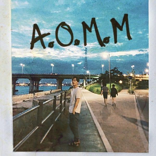 Molly.D - A.O.M.M (album cover)