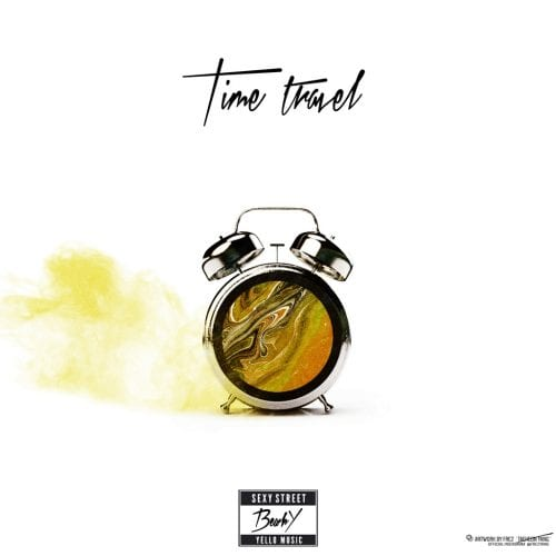 BewhY - Time Travel (album cover)
