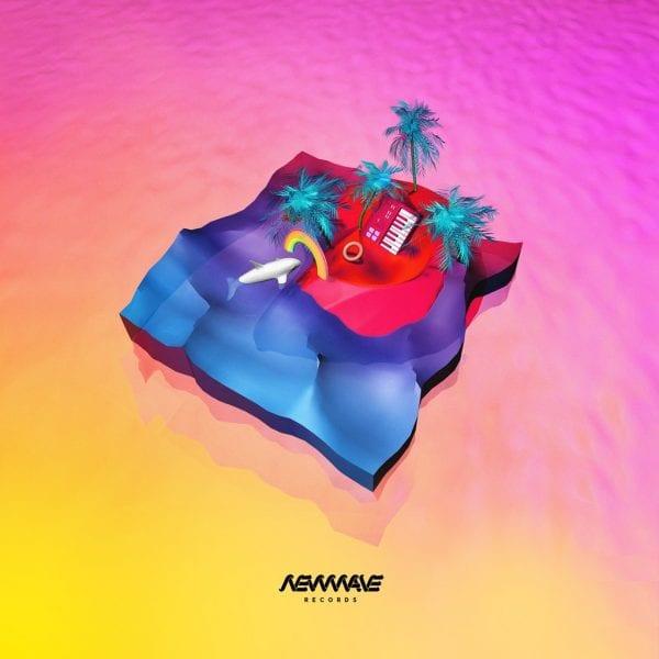 B-Free - NEW WAVE (album cover)