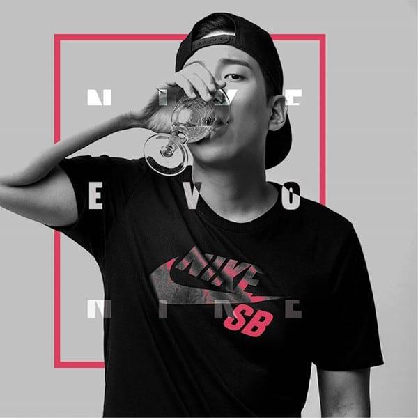 Evo - Nike (album cover)