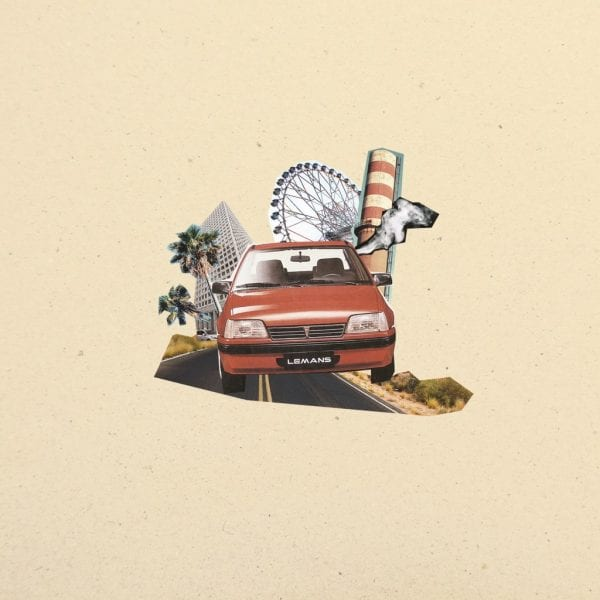 Jayho - Le Mans (album cover)