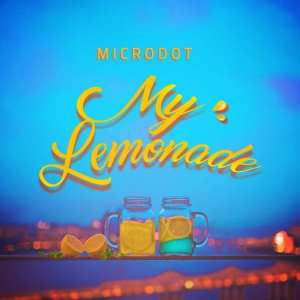 Microdot - My Lemonade (album cover)