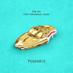 Penomeco - For You (album cover)