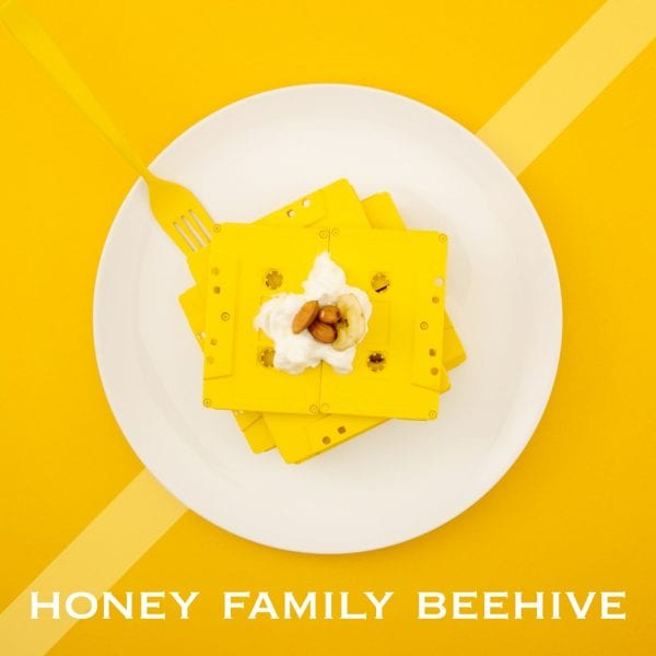 Honey Family BeeHive Project Vol. 4 (album cover)