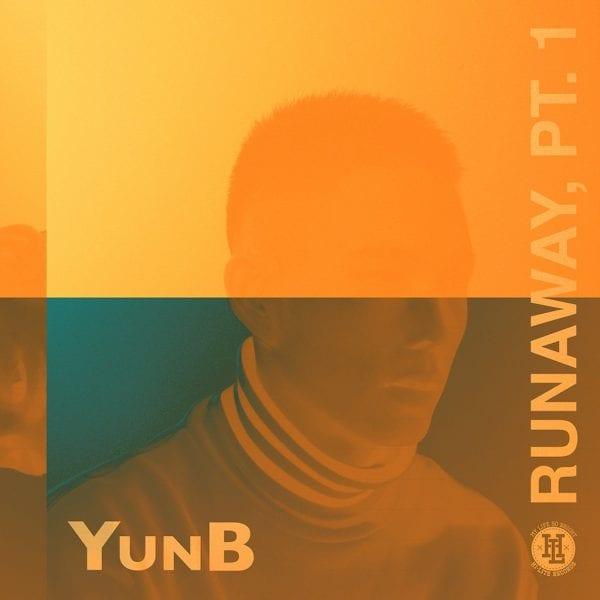 YunB - Runaway, Pt. 1 (Feat. Paloalto) album cover