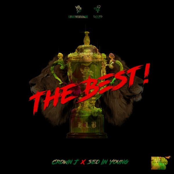 CROWN J - The Best (album cover)