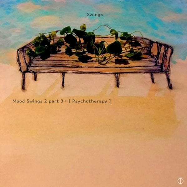 Swings - Mood Swings 2 Part 3: Psychotherapy (album cover)