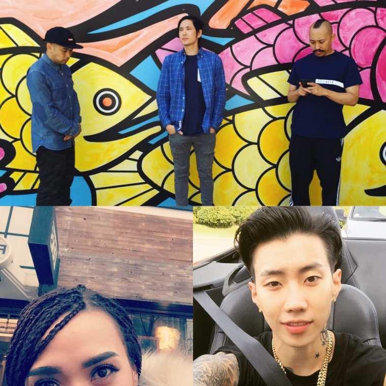 Far East Movement, Yoon Mirae, Jay Park