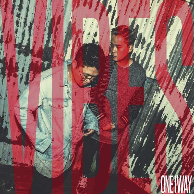 Oneway - Vibes (album cover)