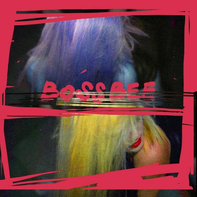 DEAD'P - Boss Bee (album cover)