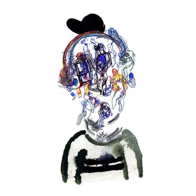 Garion - 금기어 (album cover)