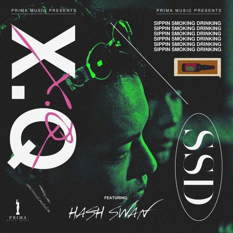X.Q - SSD (album cover)