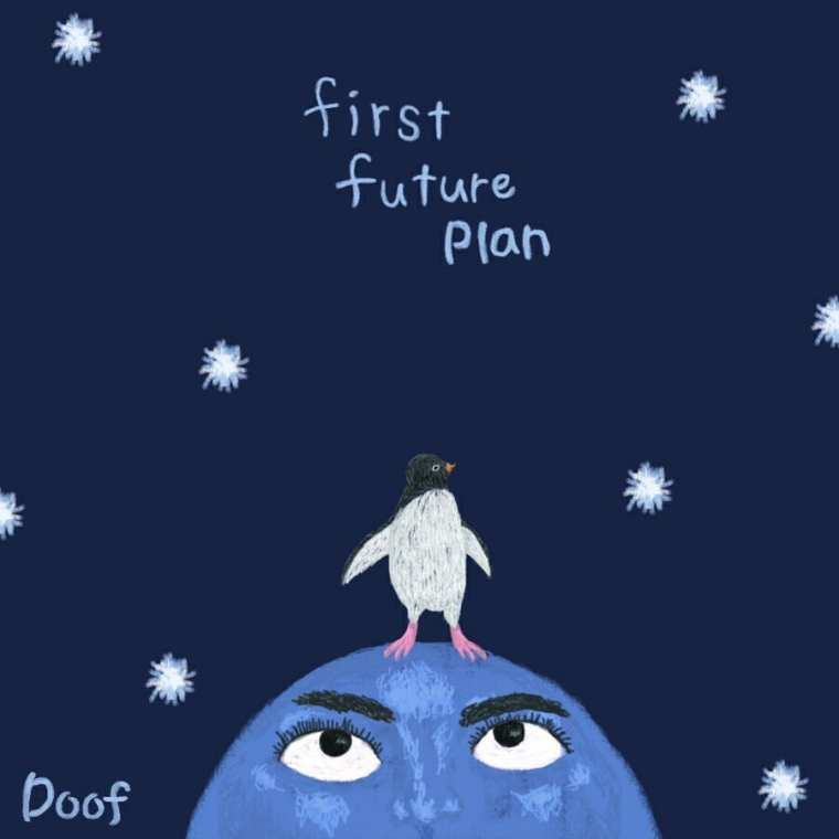 Doof - First Future Plan (album cover)