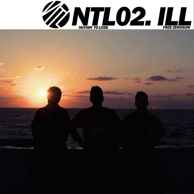 NTL - NTL02. ILL (album cover)