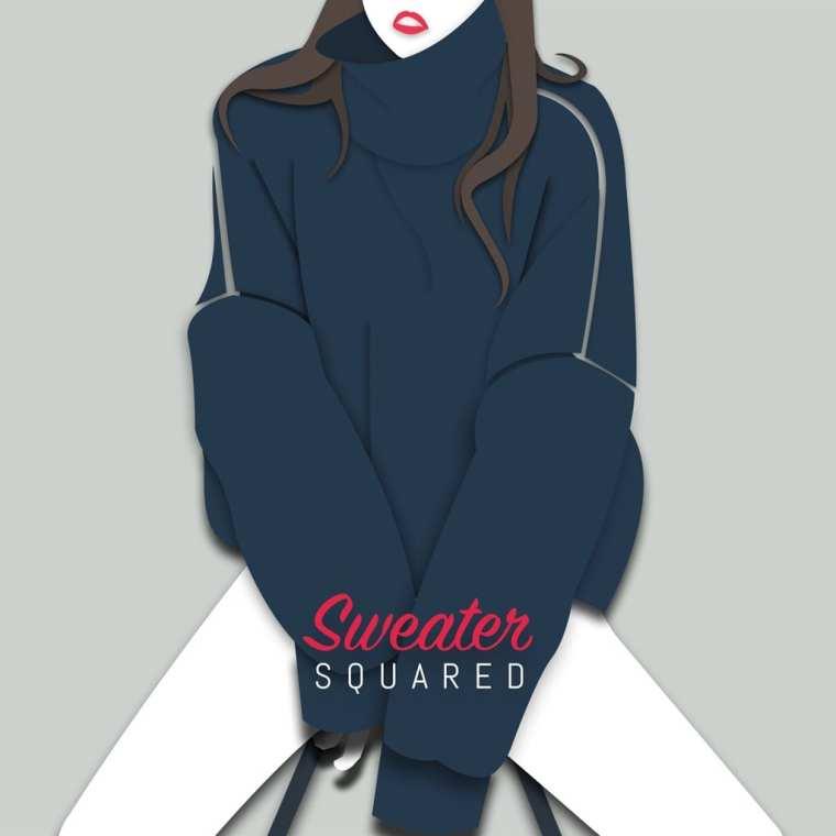 Squared - Sweater (album cover)