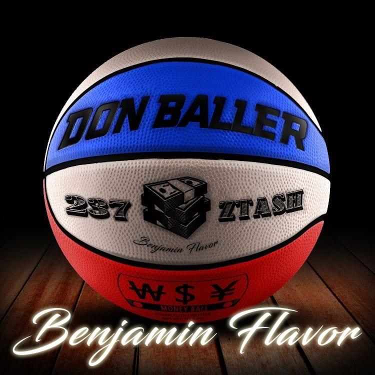 BENJAMIN FLAVOR - DON BALLER (album cover)