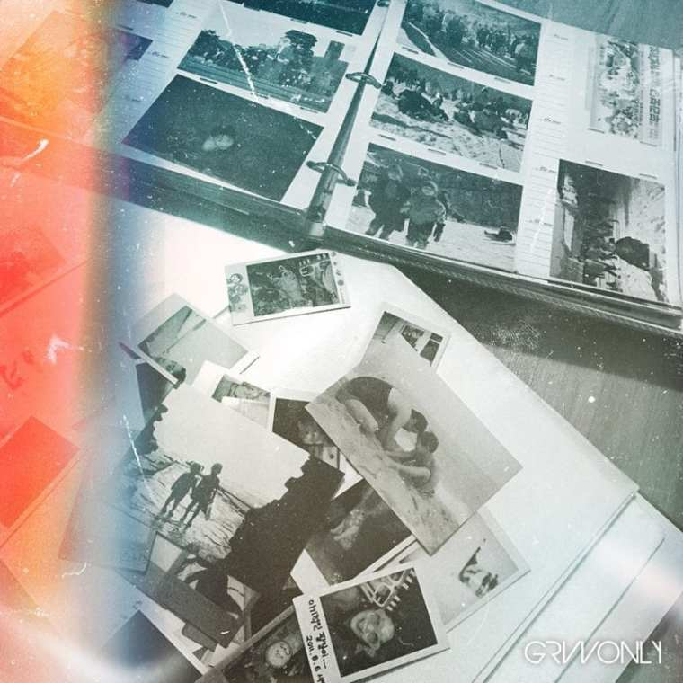 J'Kyun - Polaroid (album cover)