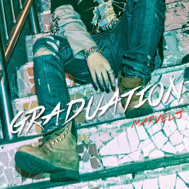 Marvel J - Graduation (album cover)