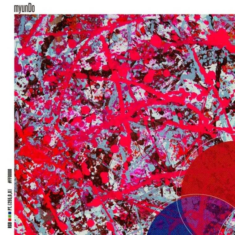 myunDo - RGB pt.(255,0,0) (album cover)