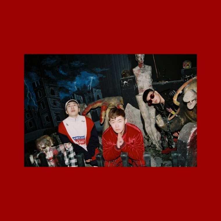 Rhythm Power - Bangsaneung (album cover)