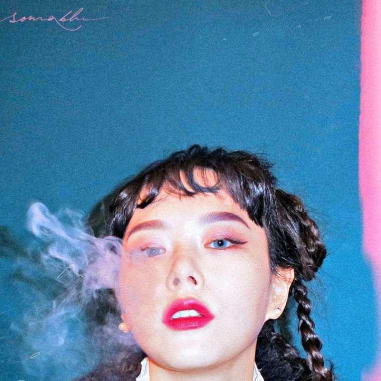 SOMA - Somablu (album cover)