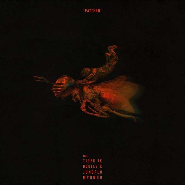SUPERBEE - Pattern (album cover)