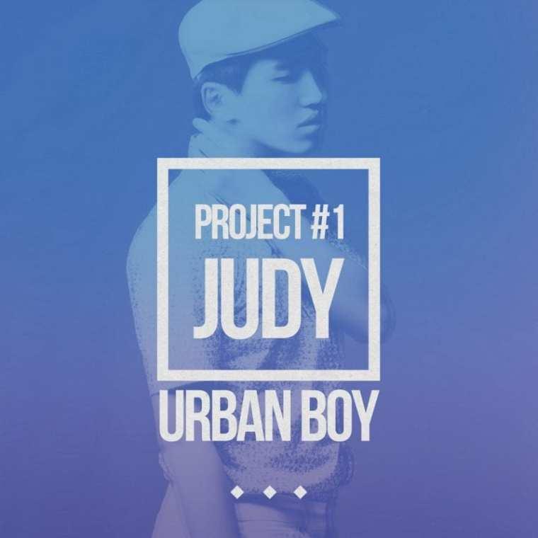 Urban Boy - Judy (album cover)