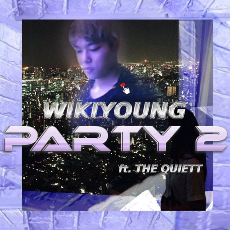 WIKIYOUNG - party2 (album cover)