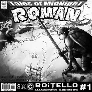 BOiTELLO - R O M A N (cover)