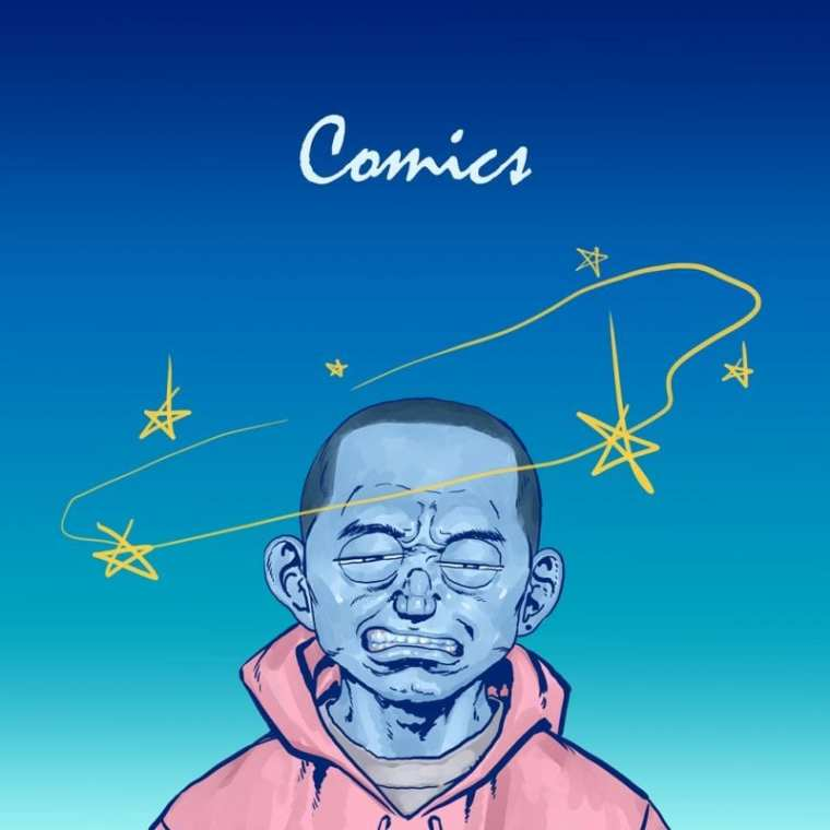 D'uncanny - Welcome Back #2: Comics (album cover)