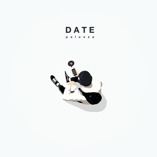 palooza - Date (album cover)