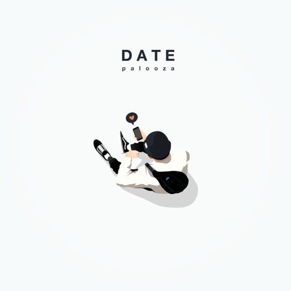 palooza - Date (album cover)