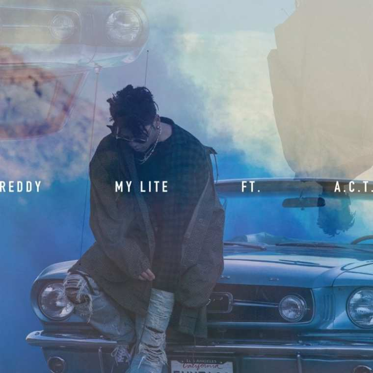 Reddy - My Lite (album cover)